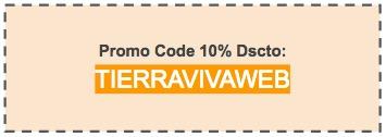 Promo Code TVH 10 descuento