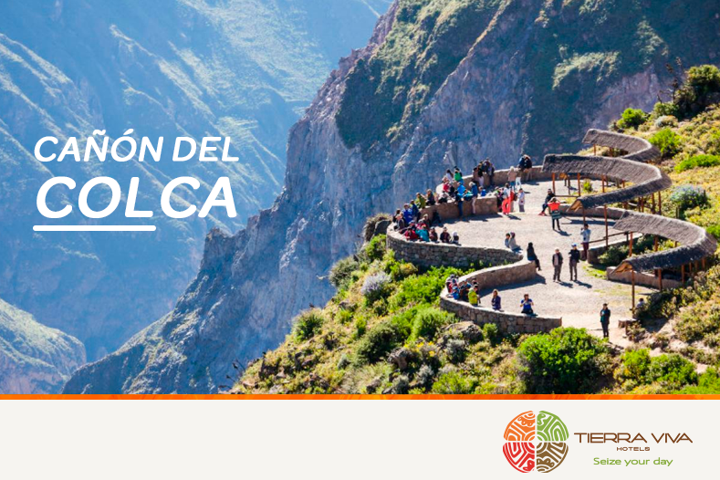 visit the colca canyon with your family tvh 2018